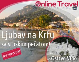 Online Travel - Ljubav na Krfu!