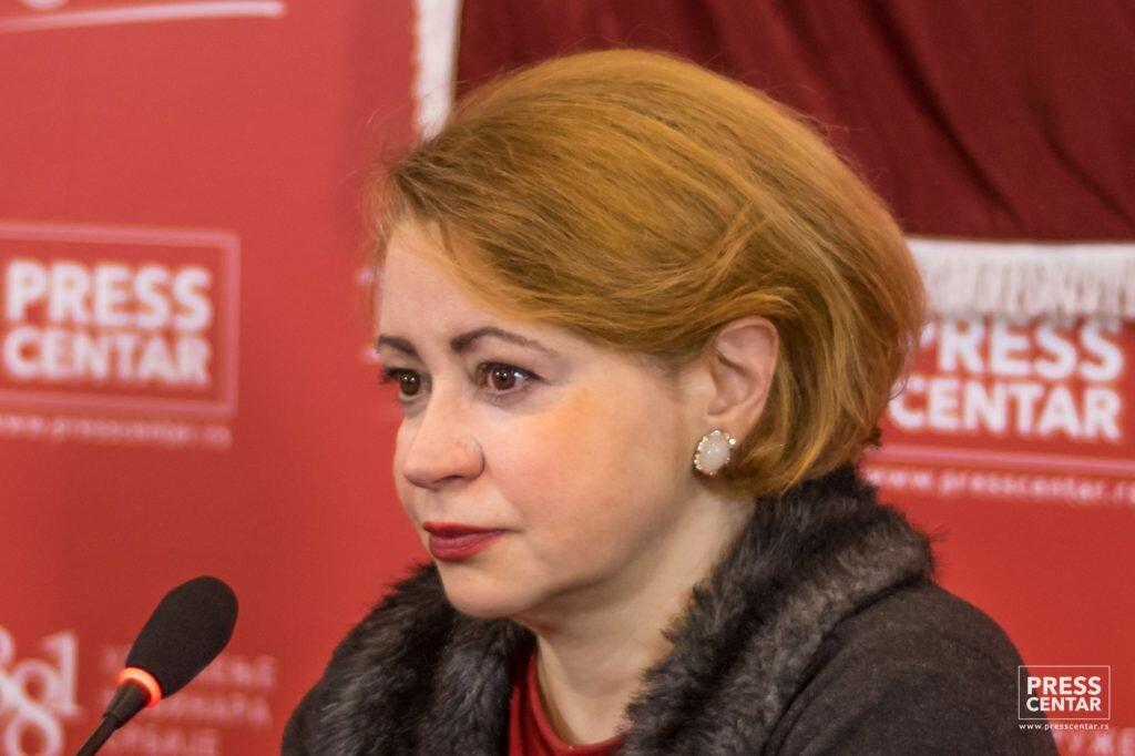 """DUHOVNO I UMNO """"OTADŽBINA"""" OKUPLJA SRBE: Prof dr Mila Alečković Batai"""