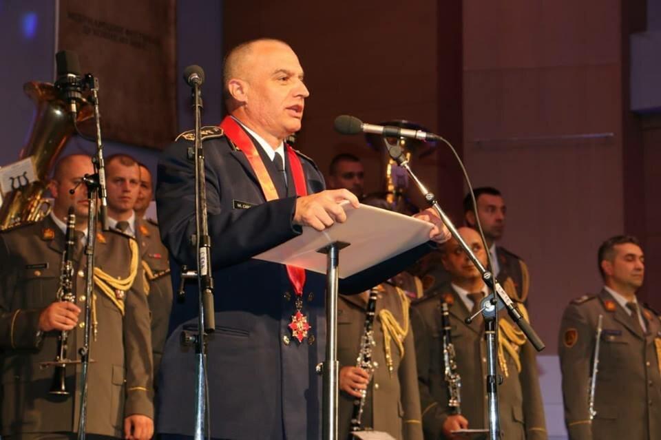 GENERAL OŽIVEO DUŠE 16.186 RODOLJUBA: Milosav Simović